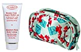 Clarins New Moisture - Rich Body Lotion (Dry skin) 200ml + FREE Make-Up Bag!