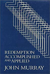 """Cover of """"Redemption Accomplished and App..."""