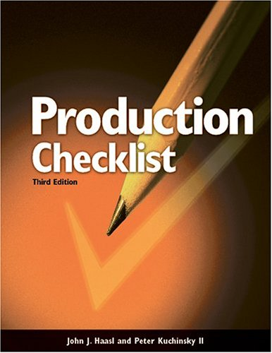 Production Checklist for Builders - Home Builder Pr - CR226 - ISBN: 0867185155 - ISBN-13: 9780867185157