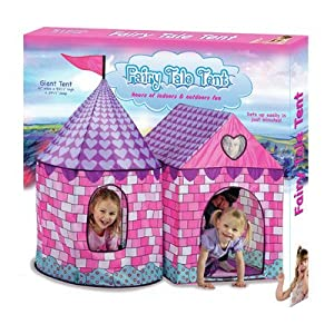 Fairy Tale Tent by Liteaid, Inc (Home)