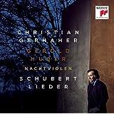 Nachtviolen - Schubert : Lieder