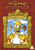 echange, troc The Simpsons 'Classics' - Heaven And Hell - Import Zone 2 UK (anglais uniquement) [Import anglais]