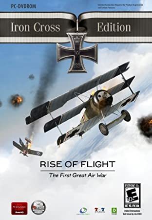 Rise of Flight: The First Great Air War - Iron Cross