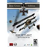 Rise of Flight: The First Great Air War - Iron Cross - Standard Editionby 777 Studios