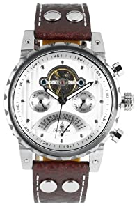 Burgmeister Men's BM136-984 Limoges Automatic Watch