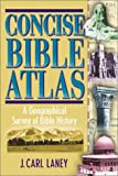 img - for Concise Bible Atlas book / textbook / text book