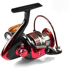 Trolling Fishing Reel Spinning 4000 Series Left Ht Saltwater Metal Spool Carp Fishing Wheel Tackles