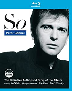 Peter Gabriel: So Classic Album [Blu-ray]