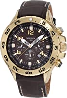 Nautica Men's N18522G NST Chronograph Watch by Nautica