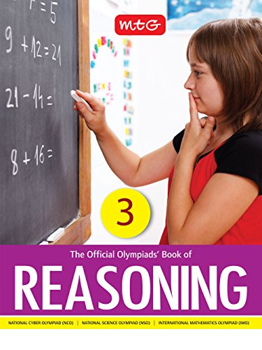 The Official Olympiads' Book of Reasoning: Class 3