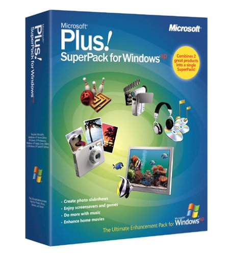 Microsoft Plus! SuperPack for Windows XP [OLD VERSION]