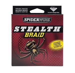 Spiderwire Stealth Superline Spools from Spiderwire