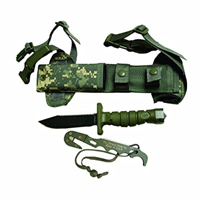 Ontario ASEK-AircrewTM Survival Egress Knife from Ontario Knife Co