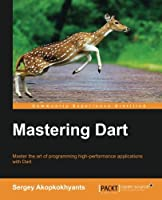 Mastering Dart Front Cover
