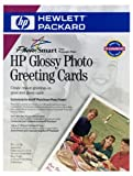 Hewlett Packard C6006A Glossy Photo Greeting Cards
