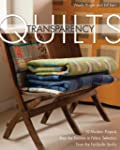 Transparency Quilts: 10 Modern Projec...