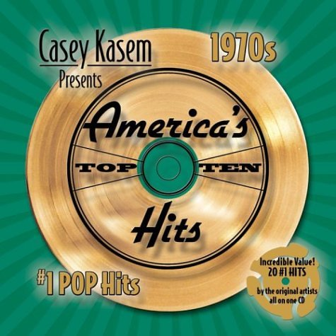 Casey Kasem Presents: America's Top Ten Hits - The 70s #1 Pop Hits (Top Ten Hits compare prices)