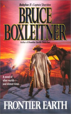 Frontier Earth, Bruce Boxleitner