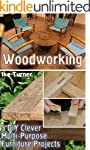 Woodworking: 5 DIY Clever Multi-Purpo...