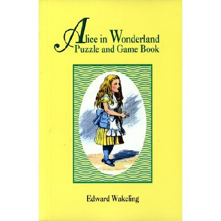 Image for Alice in Wonderland: Puzzle and Gamebook