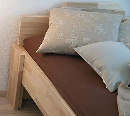 """4.4.5.2988: """"serie 86""""- Seniorenbett 100x200cm - Bett mit Sitzhöhe ca. 55-60cm - made in BRD - Buche massiv - Einzelbett Buche Echtholz"""