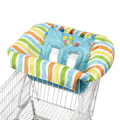 Lowest Prices! Taggies Cozy Cart Cover, Neutral