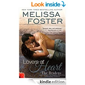 Lovers at Heart (Love in Bloom: The Bradens, Book  One) Contemporary Romance
