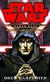 Path of Destruction: A Novel of the Old Republic (Star Wars: Darth Bane) Drew Karpyshyn