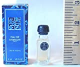 EAU DE GIVENCHY by Givenchy for WOMEN: EDT .14 OZ MINI (note* minis approximately 1-2 inches in height)