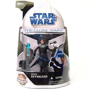 Star Wars Star Wars The Clone Wars Anakin Skywalker Action Figure