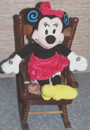 V-Day Mickey/Minnie Huggers Bean Bag - 1