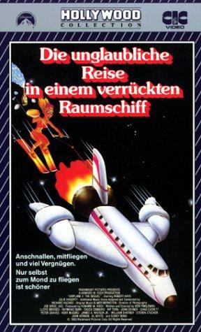 Die unglaubliche Reise in einem verrückten Raumschiff [VHS]
