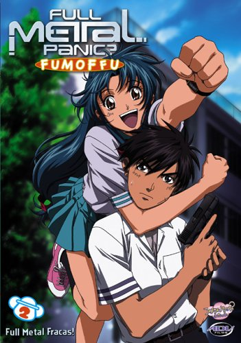Full Metal Panic? Fumoffu - Full Metal Fracas! (Vol. 2)