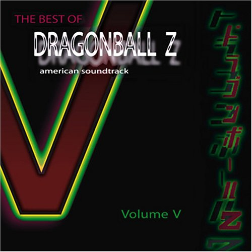 Dragon Ball Z: Amaerican Soundtracks 4