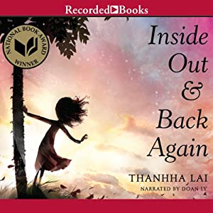 Inside Out and Back Again Audiobook