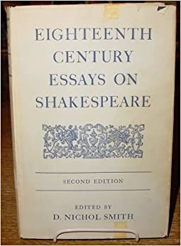 thesis on shakespeare Shakespeare - essays and papers on the plays and poems of william shakespeare.