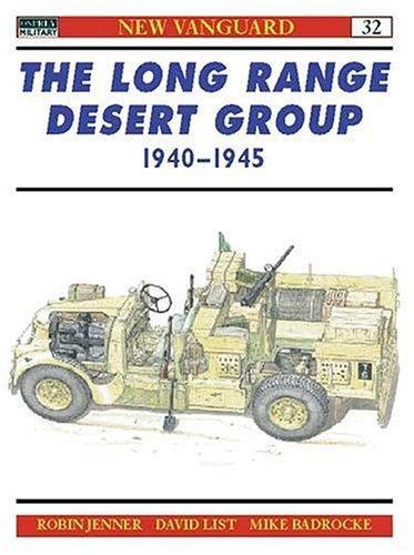 the-long-range-desert-group-1940-1945-new-vanguard-by-robin-jenner-1999-07-01