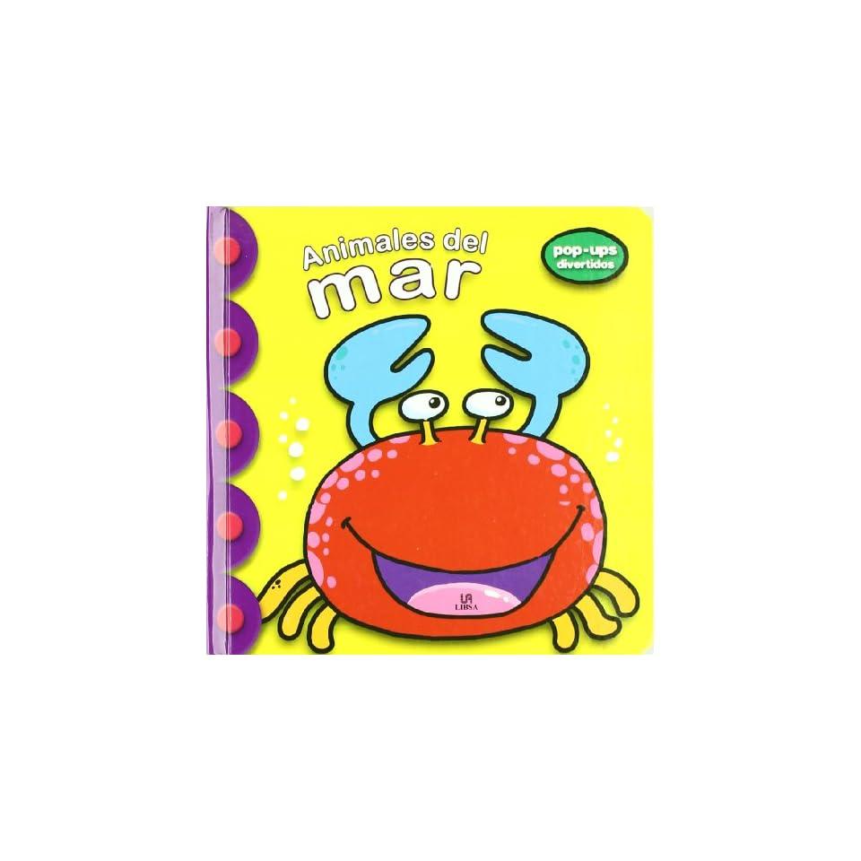 Animales del mar / Sea Animals (Spanish Edition