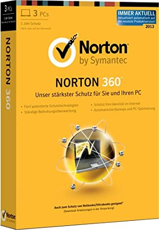 Norton 360 7.0 - 3PCs - Upgrade