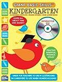 Kindergarten Giant Basic Skills Workbook with CD Rom (Giant Basic Skills Workbooks)