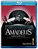 Cover art for  Amadeus: Director&#039;s Cut [Blu-ray]
