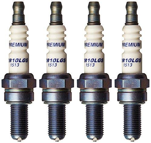 BRISK (AOR10LGS.4) Premium Spark Plug, (Pack of 4) (Brisk Premium Spark Plug compare prices)