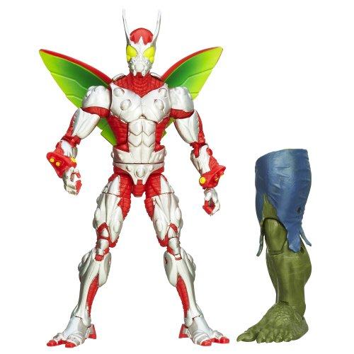 Marvel Legends - Infinite Series - Spider-Man - Deadliest Foes - Ultimate Beetle - Figurine 15 cm