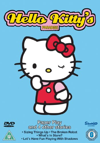 Hello Kitty's Paradise - Paper Play and 4 Other Stories [DVD]