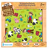 Muddle Puzzle - Farm 9pc