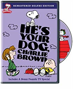Peanuts: He's Your Dog Charlie Brown