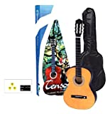 Tenson F502110 Player Pack Set guitare classique taille 4/4