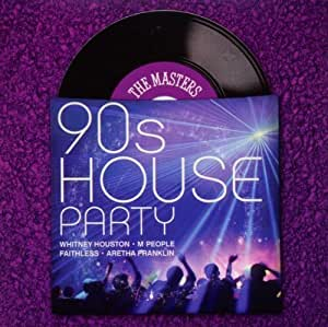 Masters Series 90s Hous By 90 39 S House Party Music Cd By