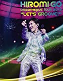 HIROMI GO DISCOTHEQUE TOUR 2013 ...[Blu-ray/ブルーレイ]