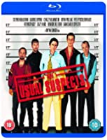 The Usual Suspects [Blu-ray] [1995] [Region A & B]